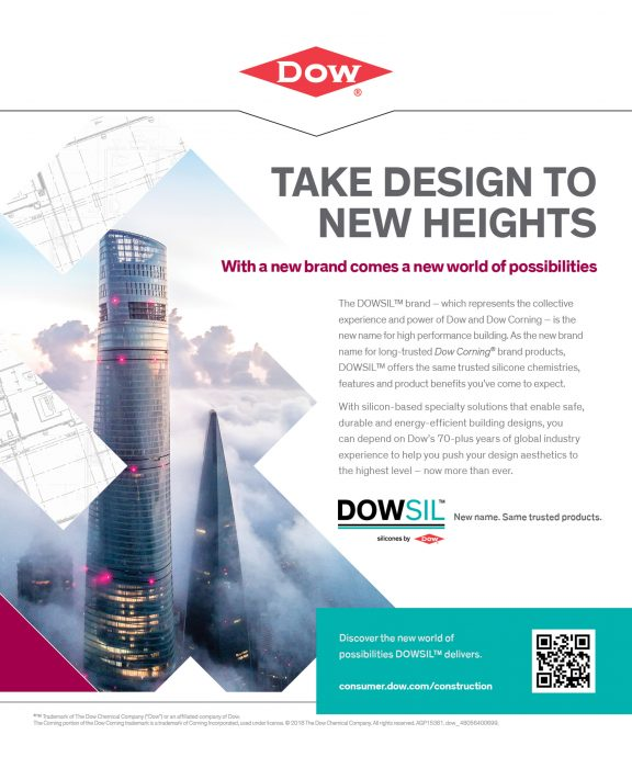 DOWSIL™ Full-Page Ad